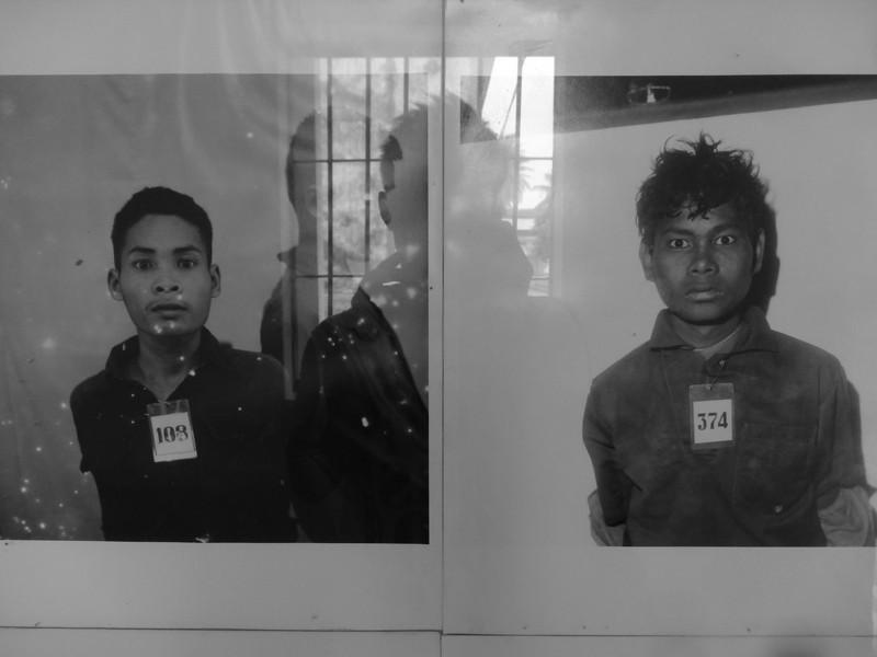 Tuol Sleng Genocidal Museum