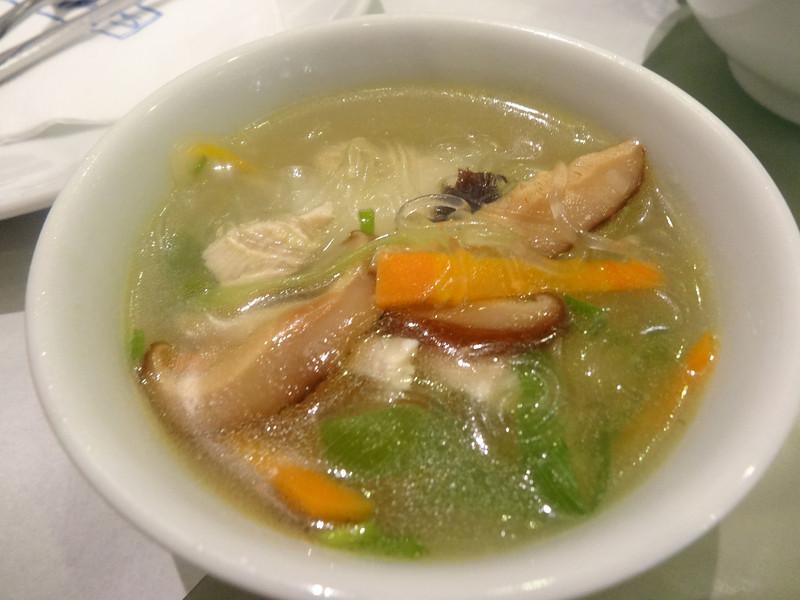 Chicken Sotanghon philippines