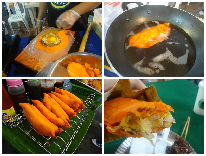 ilocos empanada filipino dish