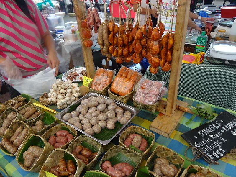 longaniza filipino dish
