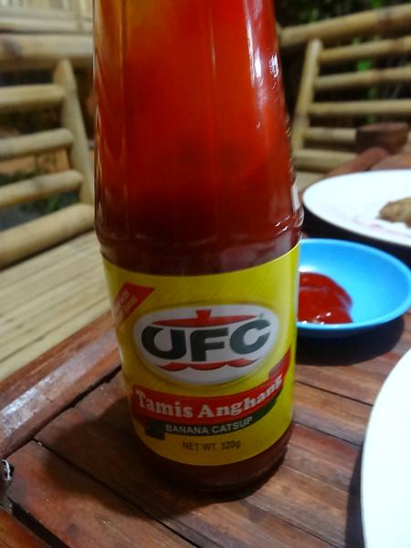 banana ketchup filipino dish