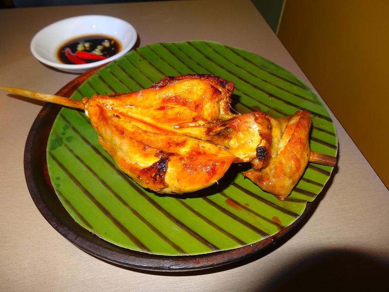 bacolod chicken filipino dish